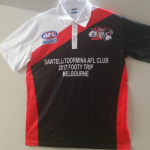 FULLY SUBLIMATED APPAREL COFFS HARBOUR